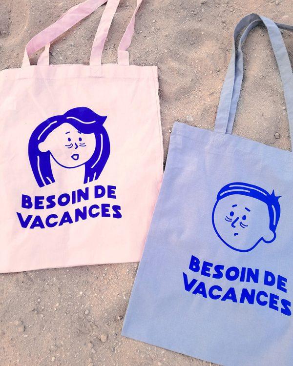 Duo de sacs besoin de vacances